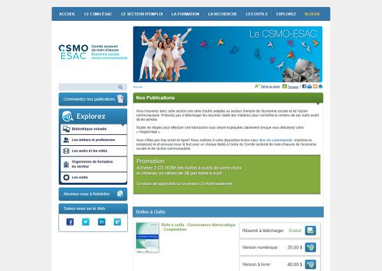 CSMO Screenshot