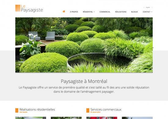 Le paysagiste 8p design for Les paysagistes