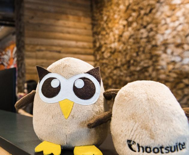 Hootsuite helps you manage your social networks