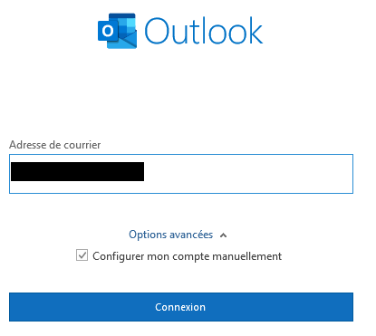 connexion outlook